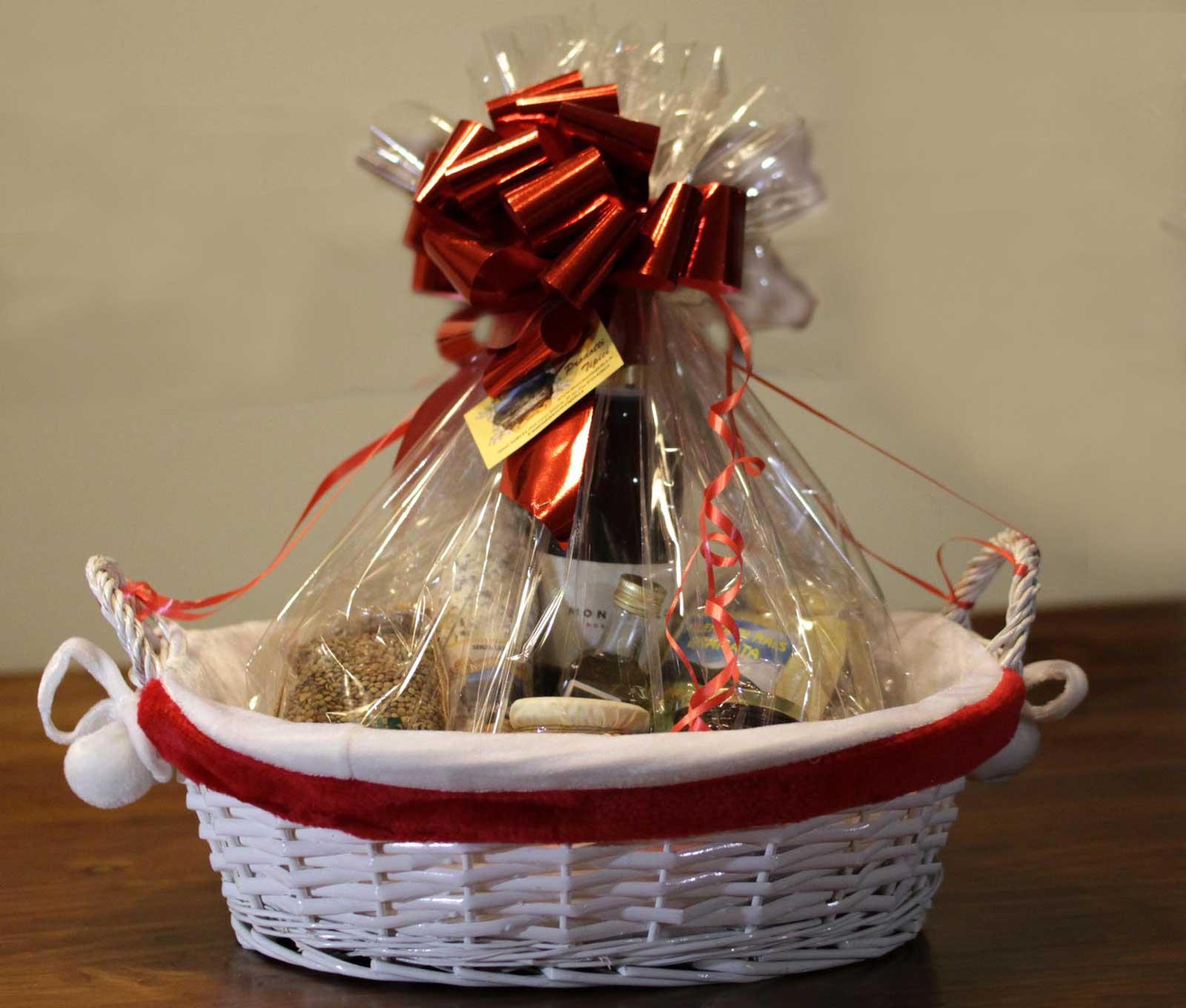 Favorito Cesti regalo di prodotti tipici di Norcia EP35